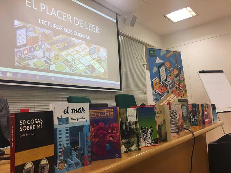 Comienza la decimosexta edición de El Placer de Leer bajo el lema 'Lecturas que cuentan'